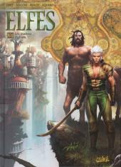 Elfes -27- Les Maîtres Ogham