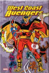 West Coast Avengers (L'intégrale) -2- 1986