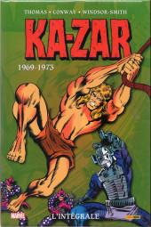 Ka-zar (L'intégrale) -1- 1969 1973