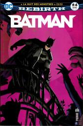 Batman Rebirth (DC Presse) -4- Tome 4