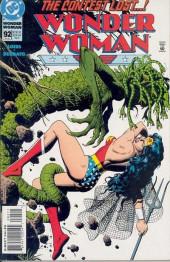 Wonder Woman Vol.2 (DC comics - 1987) -92- the contest lost