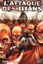 L'attaque des Titans -31- Tome 31