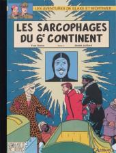 Blake et Mortimer (Les Aventures de) -17TL1- Les Sarcophages du 6e continent - Tome 2
