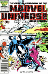 Official handbook of the Marvel Universe Vol.2 - Deluxe Edition (1985) -12- Sif to Sunspot