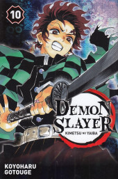Demon Slayer - Kimetsu no yaiba -10- Tome 10