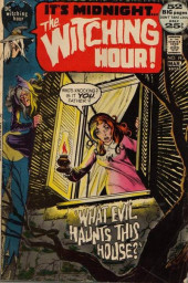 The witching Hour (DC comics - 1969) -19- The Witching Hour #19