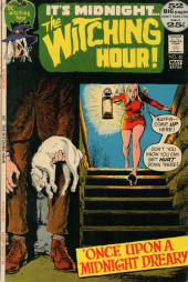 The witching Hour (DC comics - 1969) -20- The Witching Hour #20