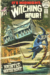 The witching Hour (DC comics - 1969) -21- The Witching Hour #21