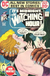 The witching Hour (DC comics - 1969) -22- The Witching Hour #22