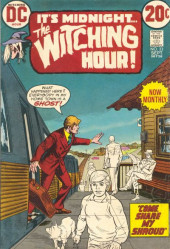 The witching Hour (DC comics - 1969) -23- The Witching Hour #23