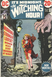 The witching Hour (DC comics - 1969) -24- The Witching Hour #24