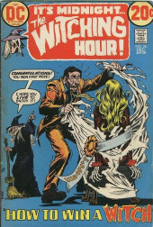 The witching Hour (DC comics - 1969) -26- The Witching Hour #26