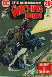 The witching Hour (DC comics - 1969) -27- The Witching Hour #27