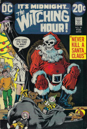 The witching Hour (DC comics - 1969) -28- The Witching Hour #28