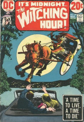 The witching Hour (DC comics - 1969) -29- The Witching Hour #29