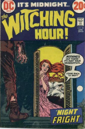 The witching Hour (DC comics - 1969) -30- The Witching Hour #30