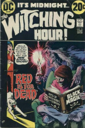 The witching Hour (DC comics - 1969) -31- The Witching Hour #31