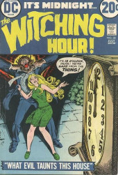 The witching Hour (DC comics - 1969) -32- The Witching Hour #32