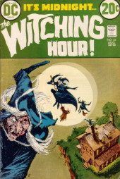 The witching Hour (DC comics - 1969) -33- The Witching Hour #33