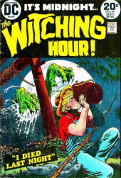 The witching Hour (DC comics - 1969) -34- The Witching Hour #34