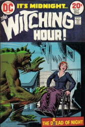 The witching Hour (DC comics - 1969) -35- The Witching Hour #35