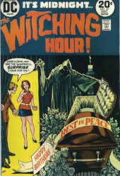 The witching Hour (DC comics - 1969) -37- The Witching Hour #37