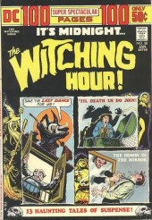The witching Hour (DC comics - 1969) -38- The Witching Hour #38