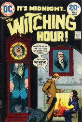 The witching Hour (DC comics - 1969) -40- The Witching Hour #40