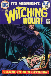 The witching Hour (DC comics - 1969) -42- The Witching Hour #42