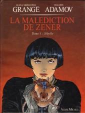 La malédiction de Zener -1- Sibylle