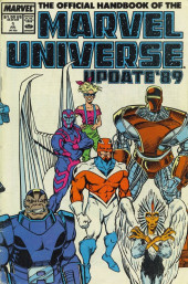 Official Handbook of the Marvel Universe Vol.3 - Update'89 (1989) -1- Adversary To Chameleon