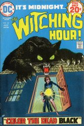 The witching Hour (DC comics - 1969) -44- The Witching Hour #44