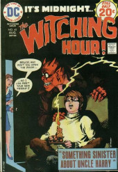 The witching Hour (DC comics - 1969) -45- The Witching Hour #45