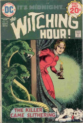 The witching Hour (DC comics - 1969) -46- The Witching Hour #46