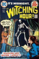 The witching Hour (DC comics - 1969) -47- The Witching Hour #47
