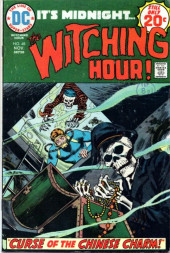 The witching Hour (DC comics - 1969) -48- The Witching Hour #48