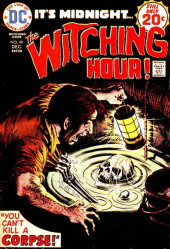 The witching Hour (DC comics - 1969) -49- The Witching Hour #49