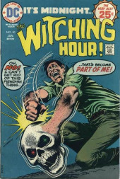 The witching Hour (DC comics - 1969) -50- The Witching Hour #50