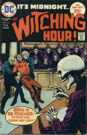 The witching Hour (DC comics - 1969) -51- The Witching Hour #51