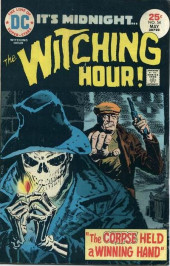 The witching Hour (DC comics - 1969) -54- The Witching Hour #54