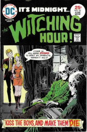 The witching Hour (DC comics - 1969) -55- The Witching Hour #55