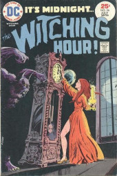 The witching Hour (DC comics - 1969) -56- The Witching Hour #56