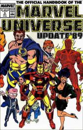 Official Handbook of the Marvel Universe Vol.3 - Update'89 (1989) -4- Human Torch To Mannikin