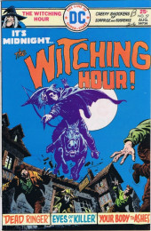 The witching Hour (DC comics - 1969) -57- The Witching Hour #57