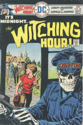 The witching Hour (DC comics - 1969) -58- The Witching Hour #58