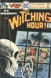 The witching Hour (DC comics - 1969) -60- The Witching Hour #60