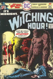 The witching Hour (DC comics - 1969) -61- The Witching Hour #61