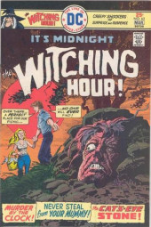 The witching Hour (DC comics - 1969) -62- The Witching Hour #62