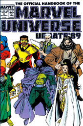 Official Handbook of the Marvel Universe Vol.3 - Update'89 (1989) -6- Prowler To Serpent Society