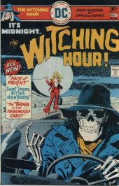 The witching Hour (DC comics - 1969) -63- The Witching Hour #63